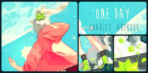 [PREORDER] A Day Artbook (Preview) by mxlk