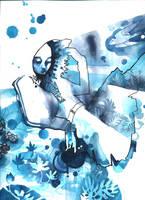 aquarius by ajbossa
