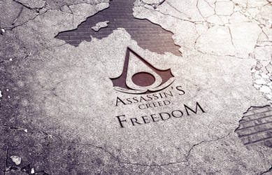 Assassin's Creed Freedom (Concept Logo) by shahriyer