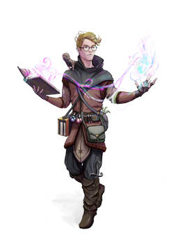 Young Wizard Commission