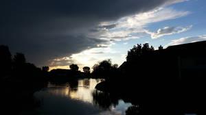 Cloud, Sun, Sky