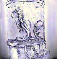 The Aquarium by TwickyGirl