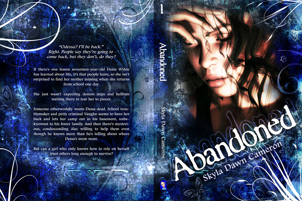 Abandoned - Full Wrap by IndigoChick