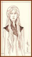 The Queen Regent by Pustelga4444