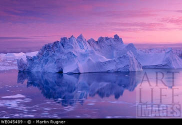 Midnight Ice by ArtLifeImages
