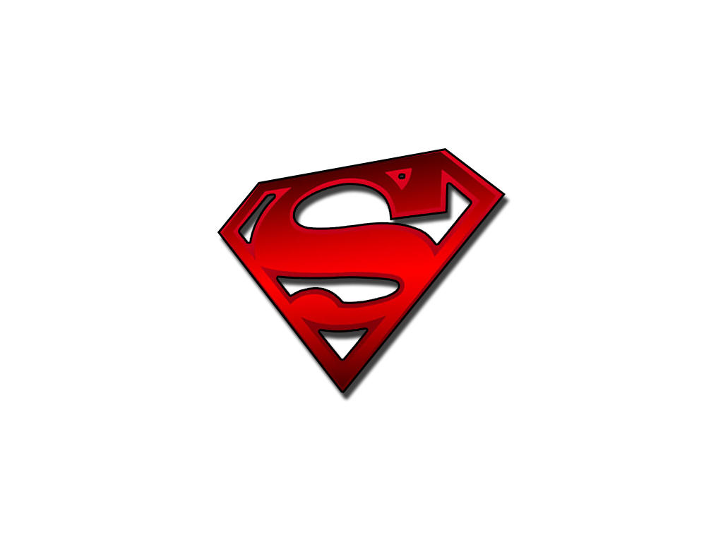Superman 'S' Wallpaper by kftapout