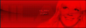 Hilary Duff Sig by kftapout