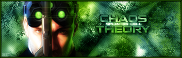 Splinter Cell Sig by kftapout