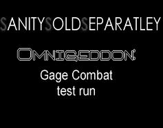 -Animation- Gage Fight by Nek0gami