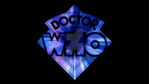 Doctor Who 50th Anniversary Logos: Fourth Doctor