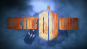 Doctor Who 50th Anniversary Logos: 11th Doctor #1