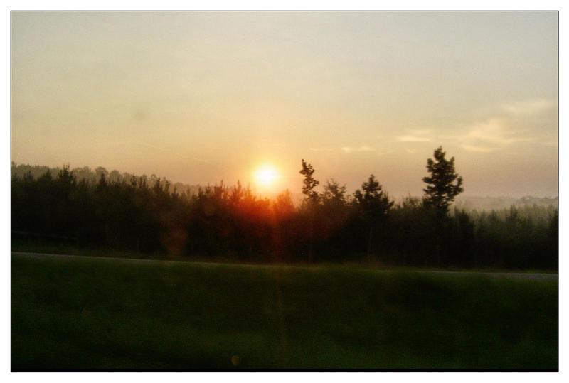 Mississippi Sunset by SilensTemplum
