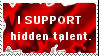 Talent Stamp by SilensTemplum