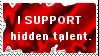 Talent Stamp by SilensTemplum