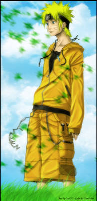 Naruto by Osy057