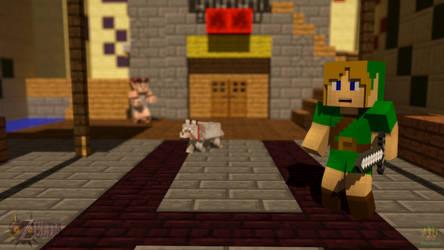 [Collab] Clock Town - Minecraft