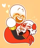 Request: Hug hug by catfoxanimations