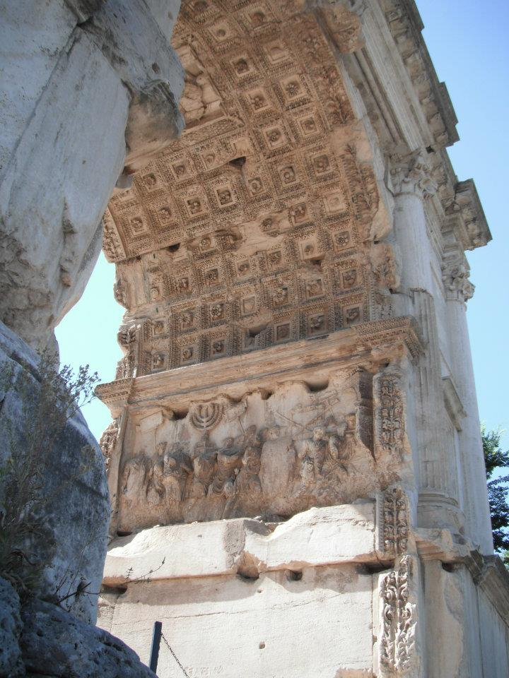 Triumphal arch of titus by cruhunter on deviantart - Titus wallpaper ...