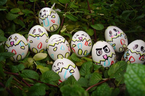 WTF Eggs by elontirien