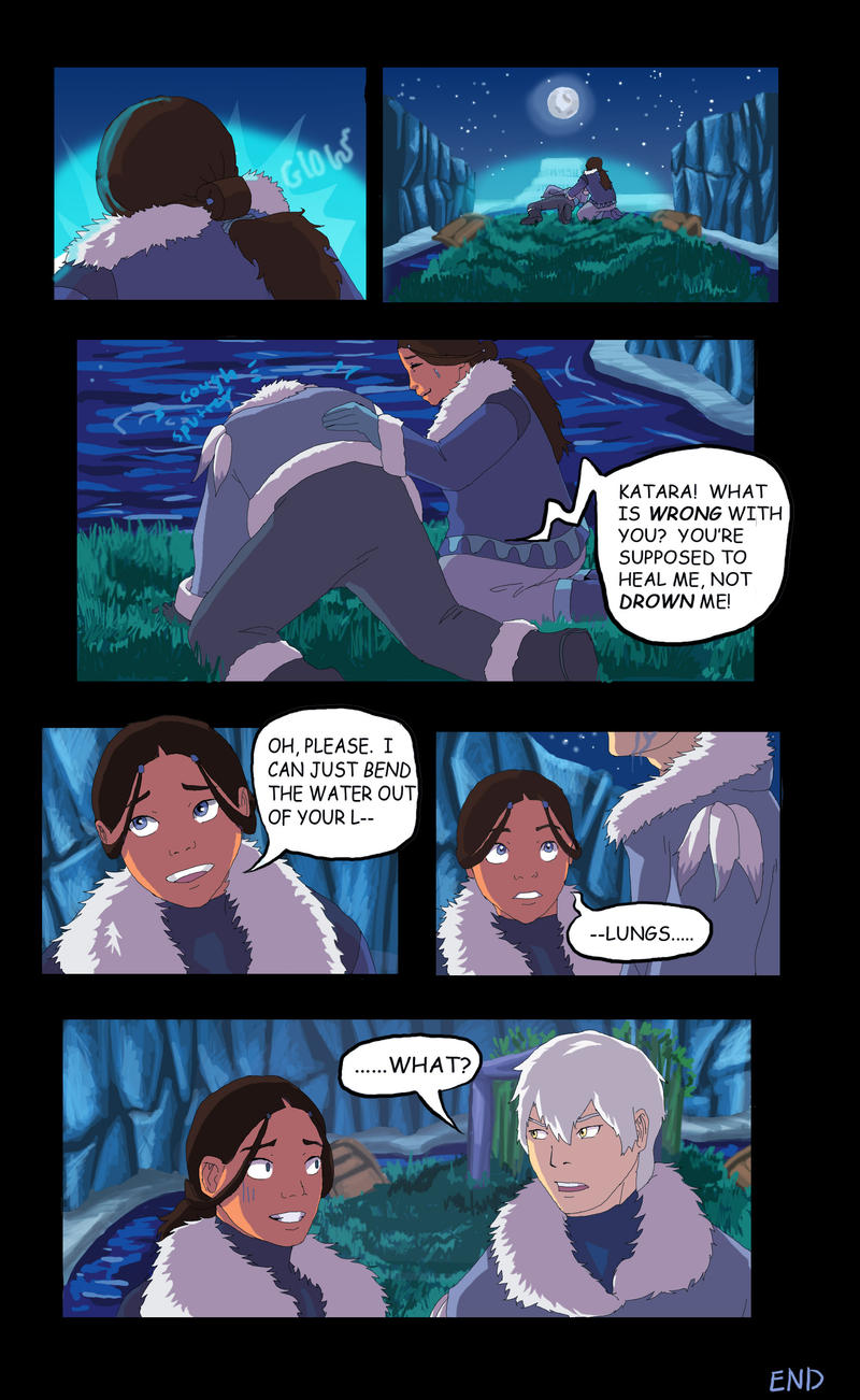 The Spirit Oasis pg. 2 by elontirien