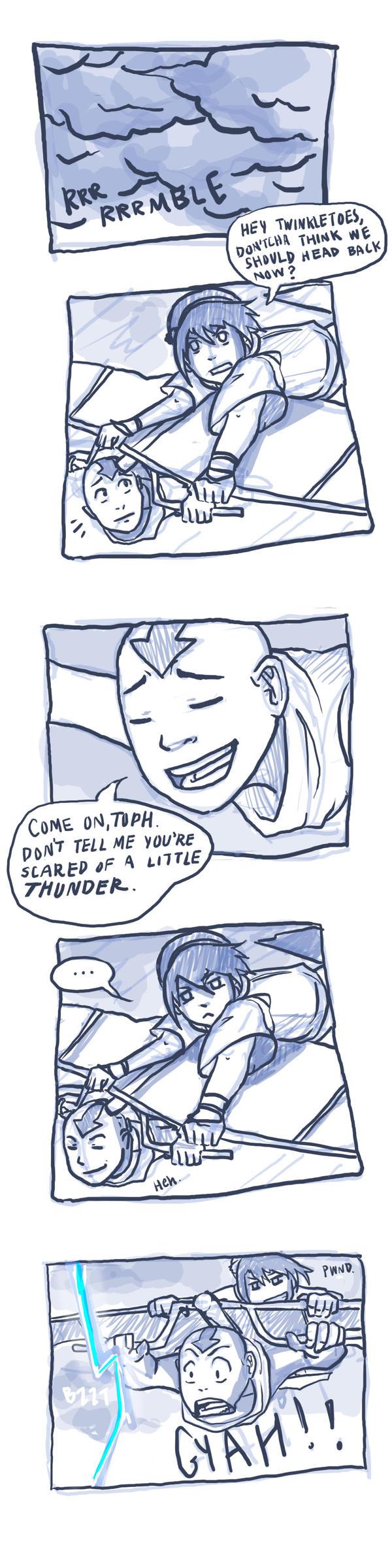 TW-Thunder by elontirien