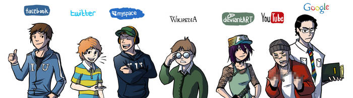 Internet University Cast