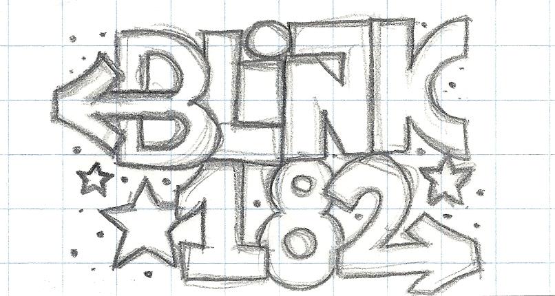 Blink 182 - Logo 'Arrows' by Cronos-Stef on DeviantArt