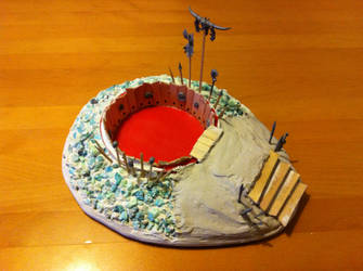 Dice Pit Project - WIP Step 5