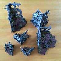 MDF Terrain - Done by Cronos-Stef