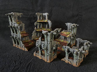 MDF Terrain - Overview by Cronos-Stef