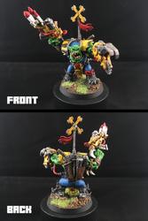Grukk - Front+Back