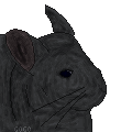 Bemilie123 Chinchilla Pixel by Secrets-Kept-Secret
