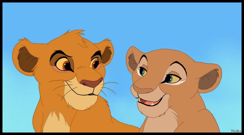 Lion King Safura Big Sister by HydraCar...