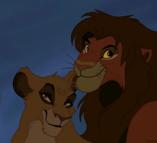 The lion king vitani and kopa - photo#2