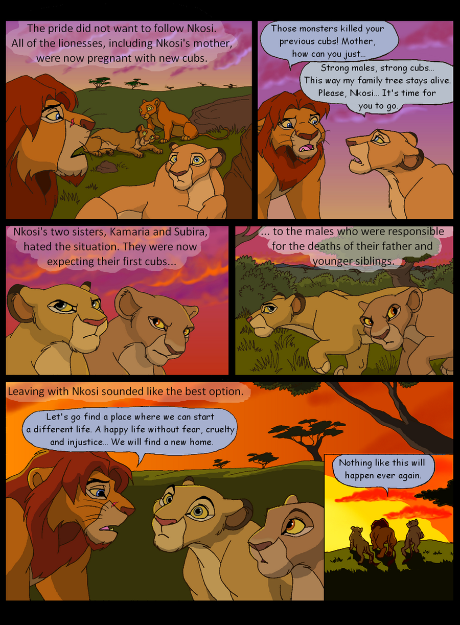 The First King, page 6 by HydraCarina