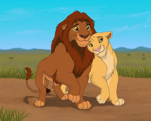 Lion King Cast? by albinoraven666fanart on DeviantArt