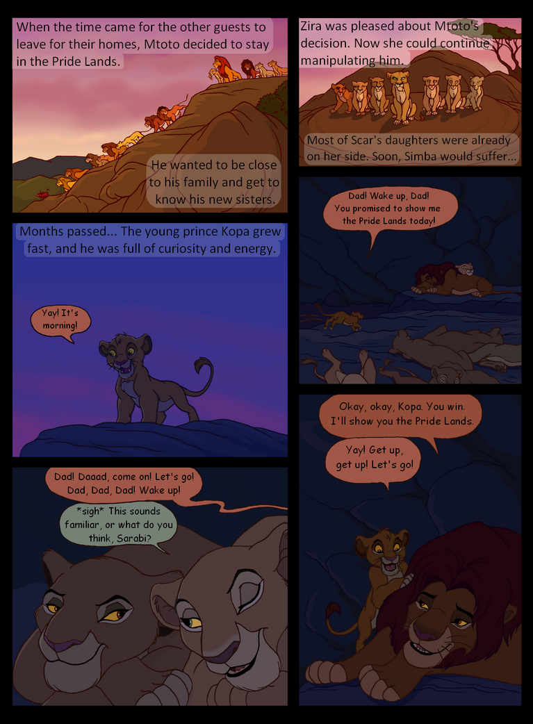 heir to pride rock page 17 by hydracarina on deviantart