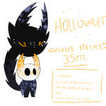 Hollowlet by NatCupcake