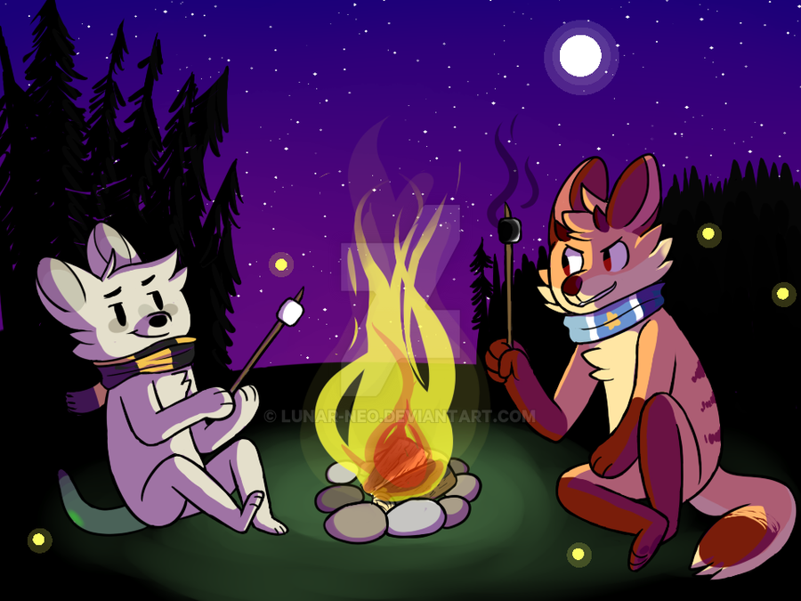 Campfire Song Song by lunar-neo