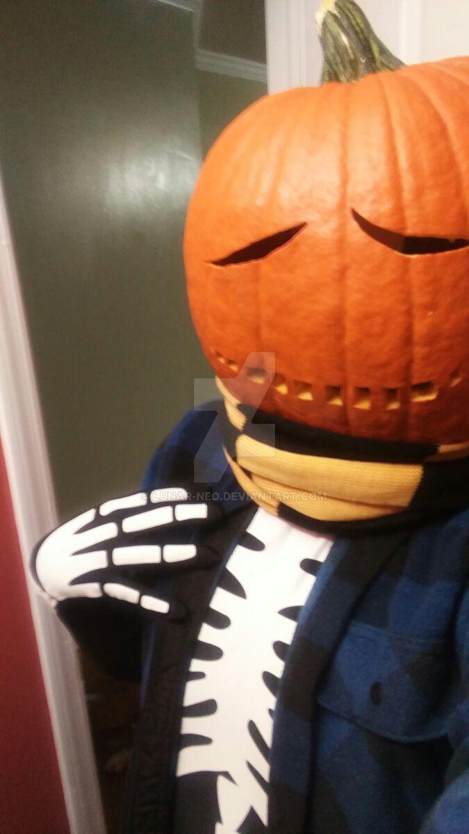 Happy Halloween by lunar-neo