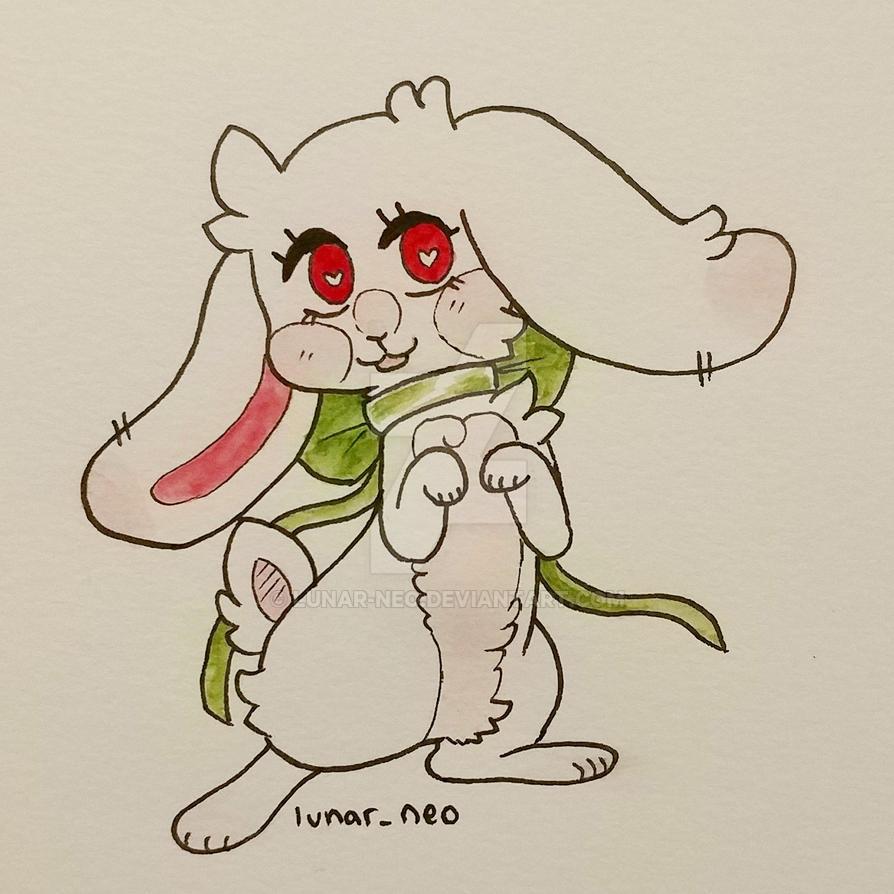 Bun bun! by lunar-neo