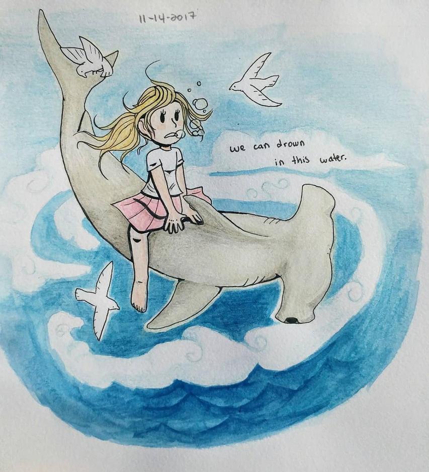 Drown by lunar-neo