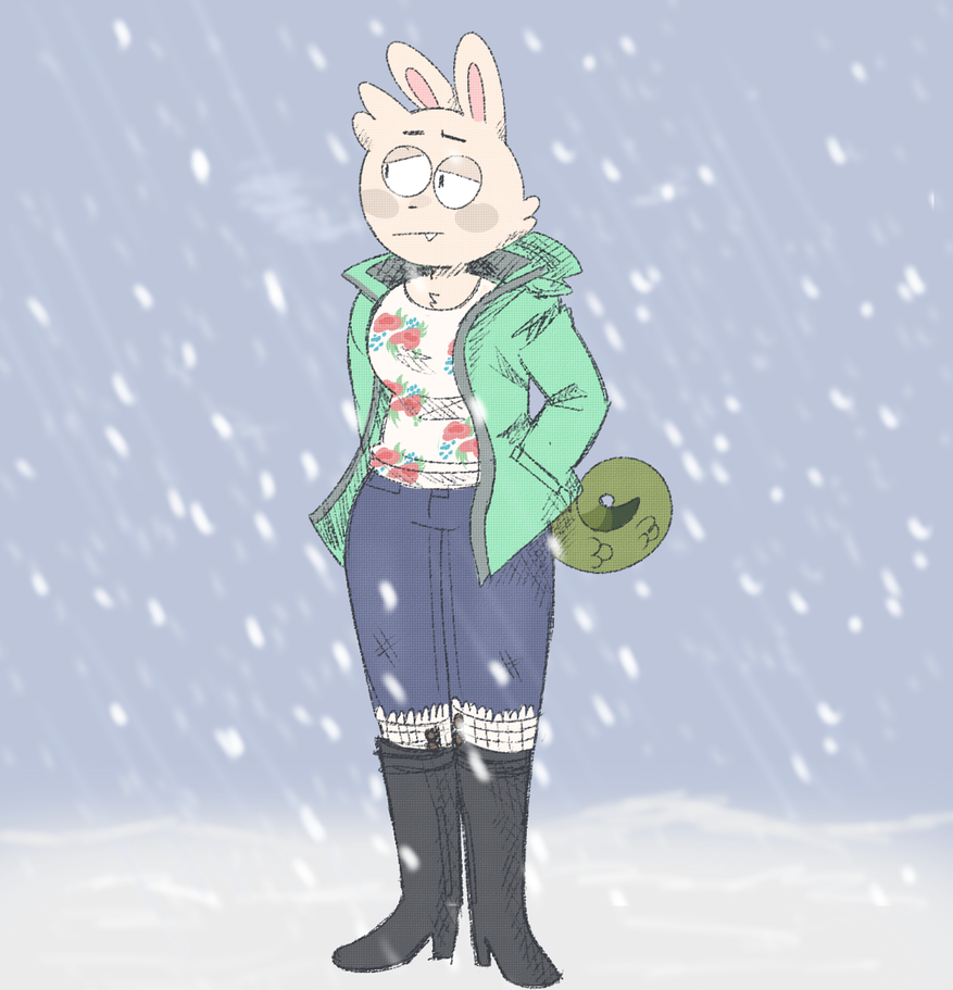 Gonna Be A Cold One by lunar-neo