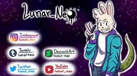 Site Banner by lunar-neo