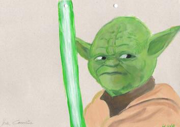 Yoda i am by jef88