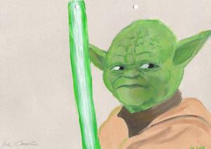 Yoda i am
