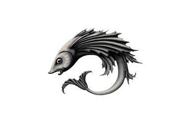 Flyiing Fish - October 2016 by Sprigens