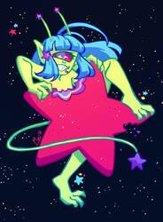 Star Eater by Dalblauw