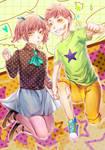 Youko x Haruki