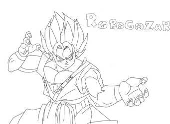 Robogozar Request by Grimmjow610